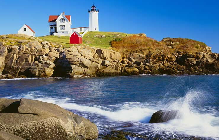 Member Benefits Maine Coastline Lighthouse