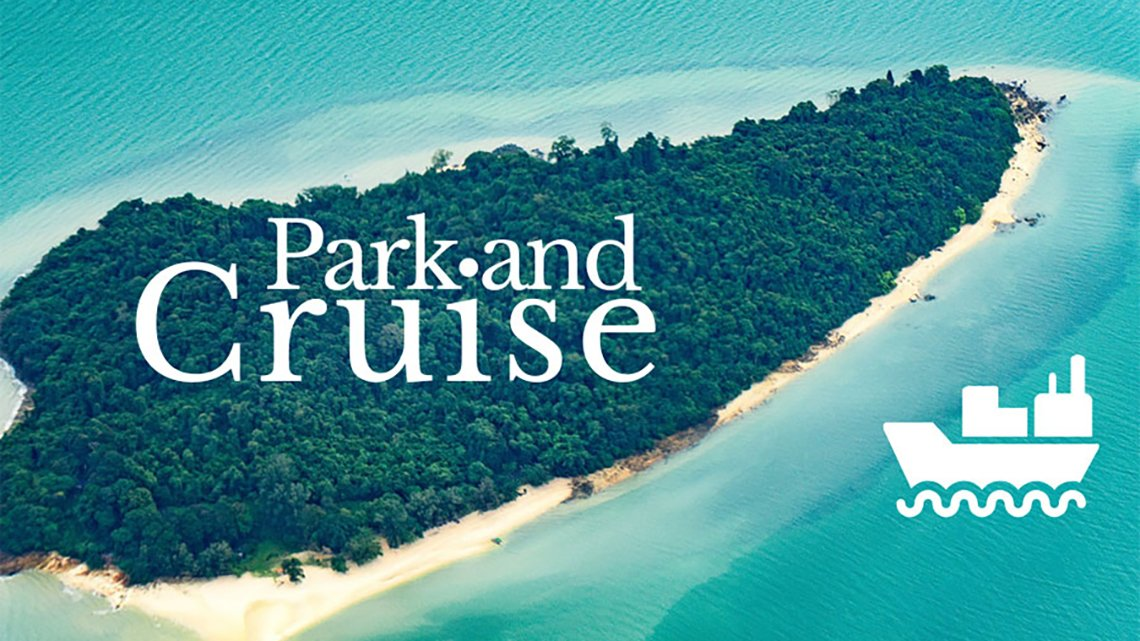 Park and Cruise - Forest on Island