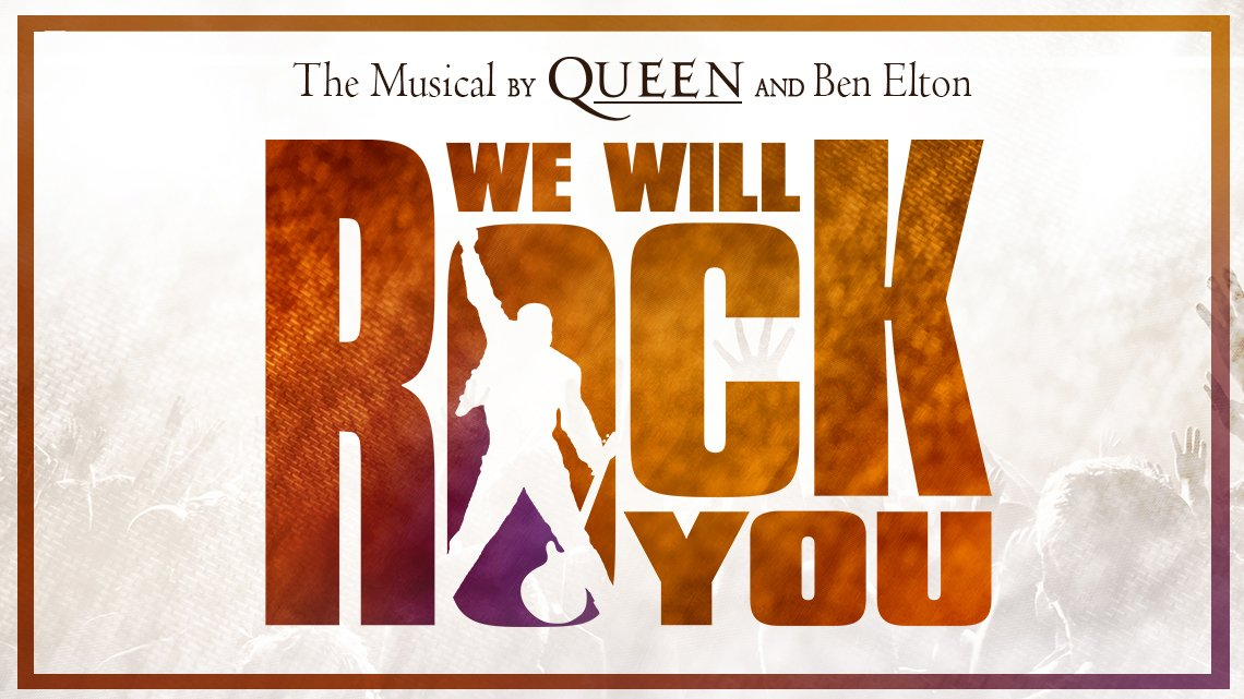 Logo We Will Rock You