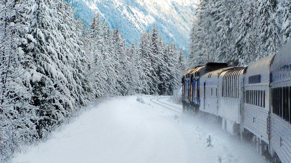 Winter Rail Tours