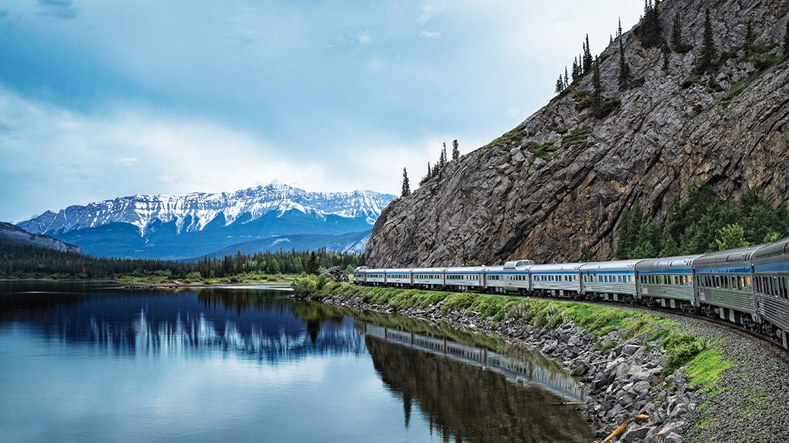 Vacations by Rail Canada