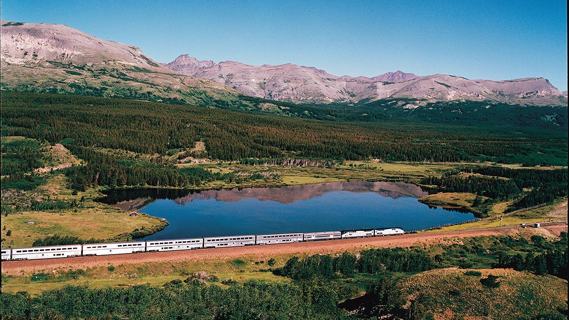 Vacations by Rail Low Deposit