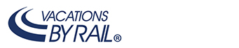 logo vacations by rail