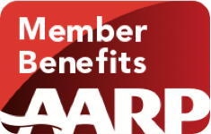 aarp member benefits logo