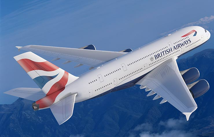 British Airways travel member discount aarp