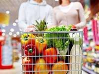 Cupones para ahorros en comestibles