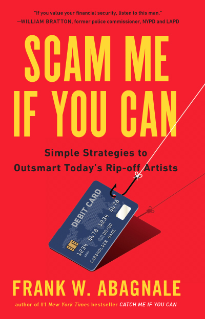 Scam Me If You Can book cover