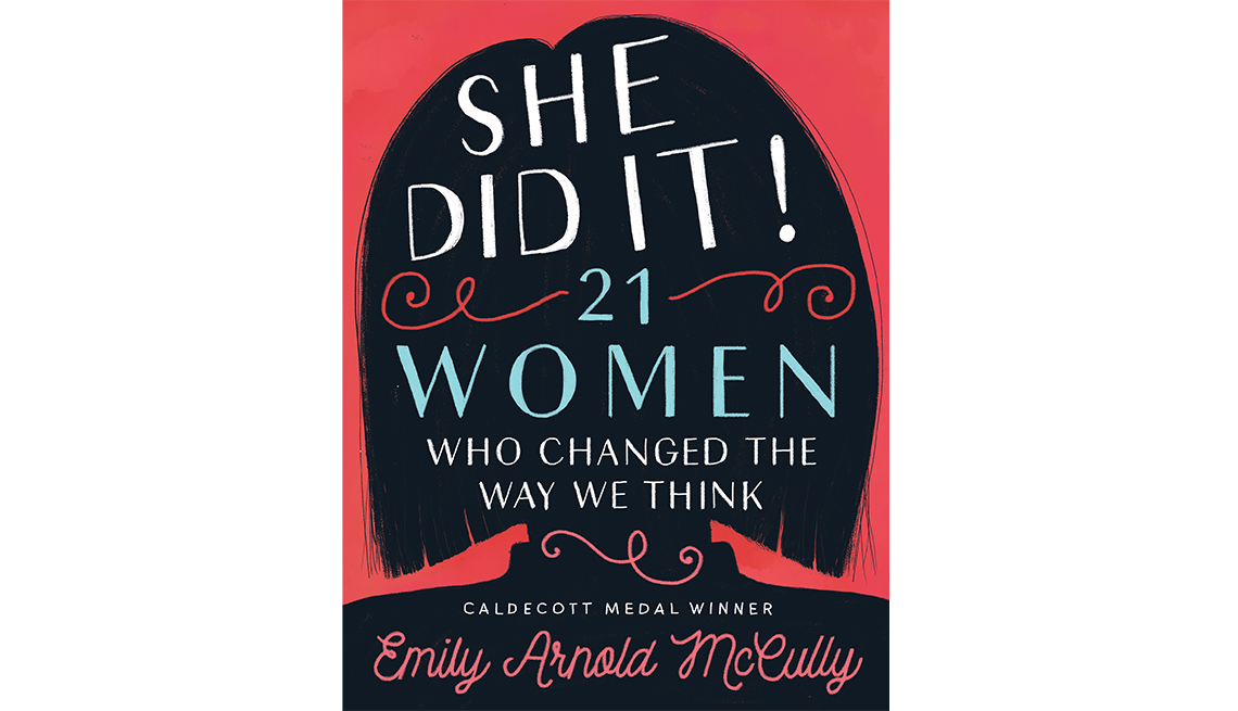she did it 21 women who changed the way we think