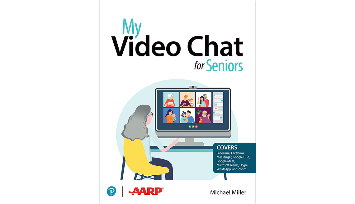My Video Chat for Senior book cover