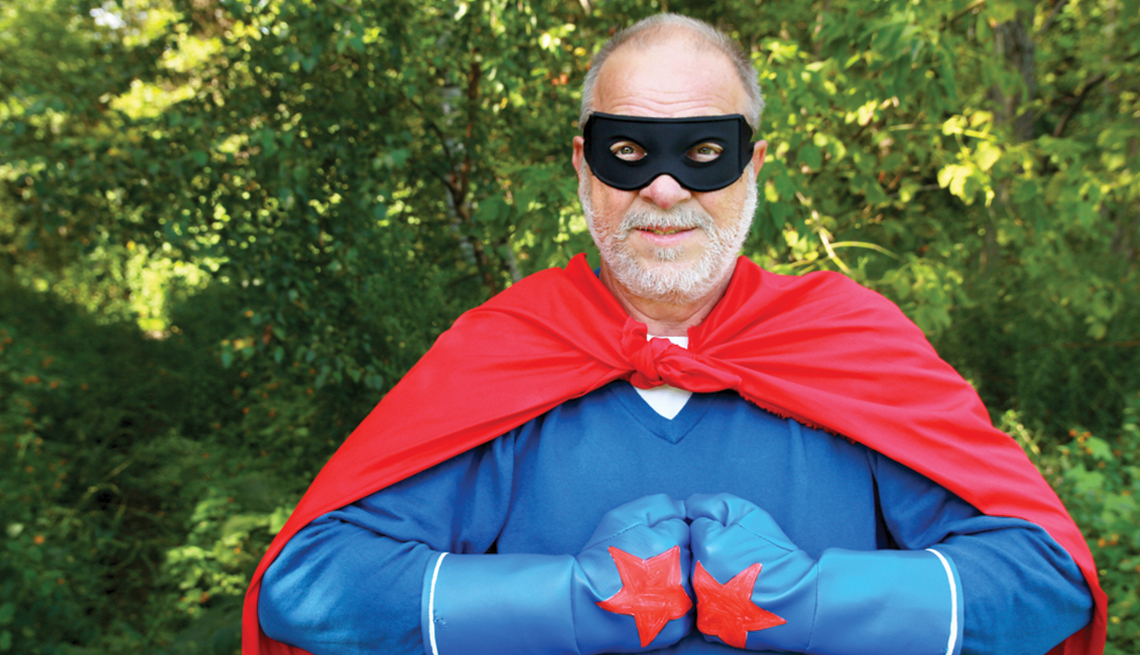 What Hero Profile Best Describes You? - AARP