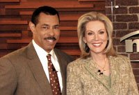 Greg Williams and Cynthia Vance