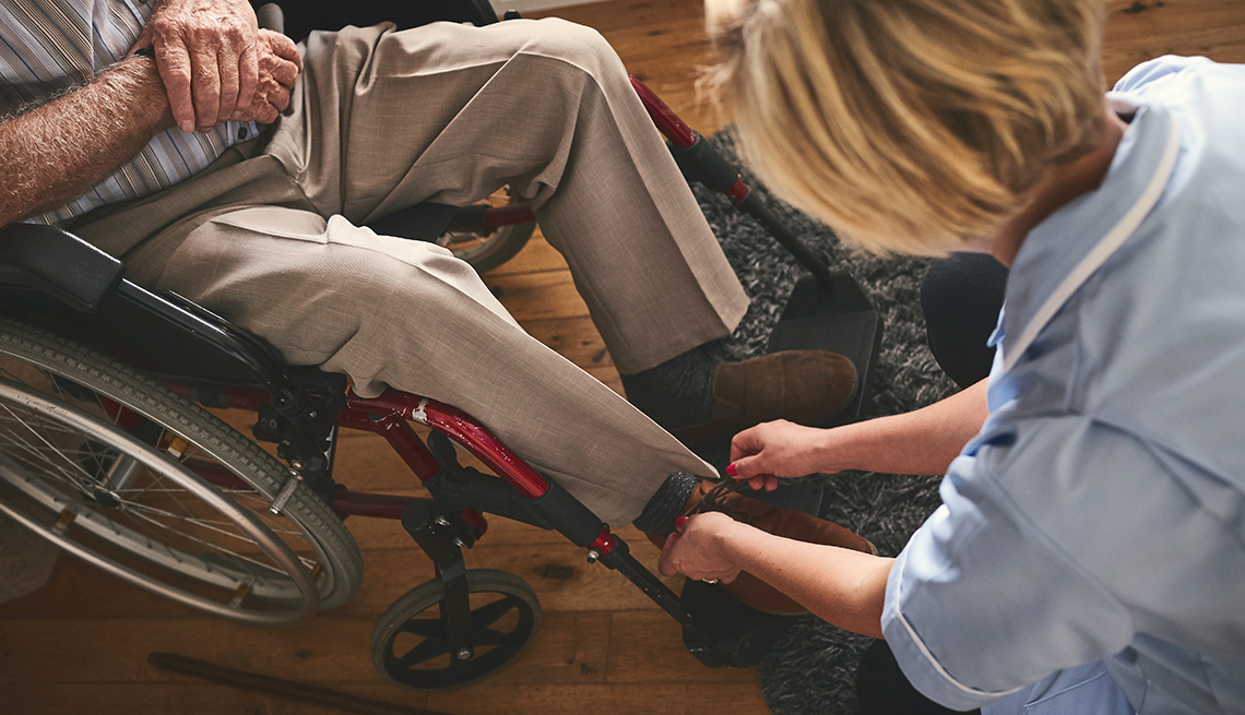 New garments and accessories help caregivers assist those who are older or  mobility challenged bd25d2b72