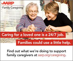 Caregiving Advertorial
