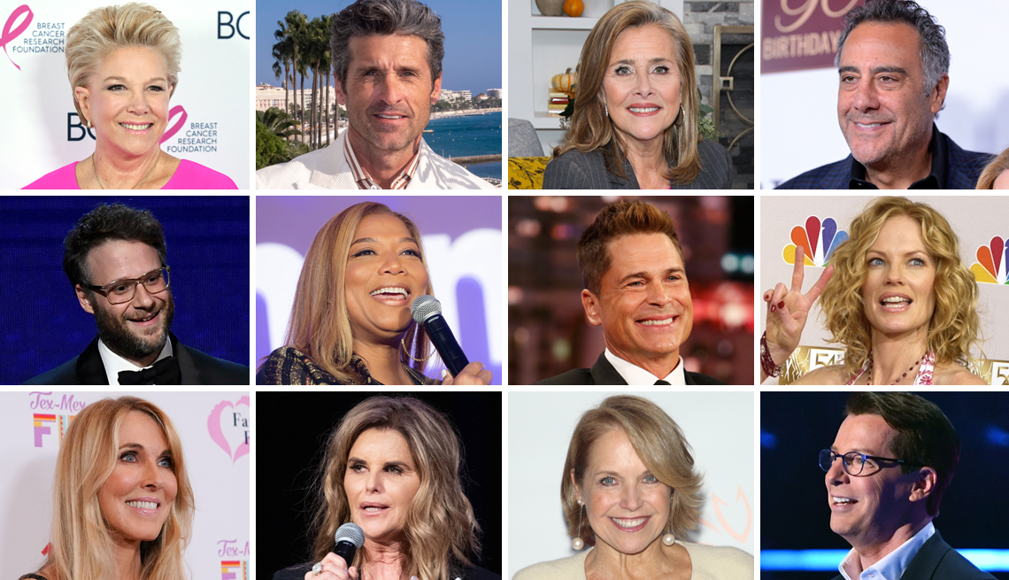 Celebrities Offer Their Best Family Caregiving Advice