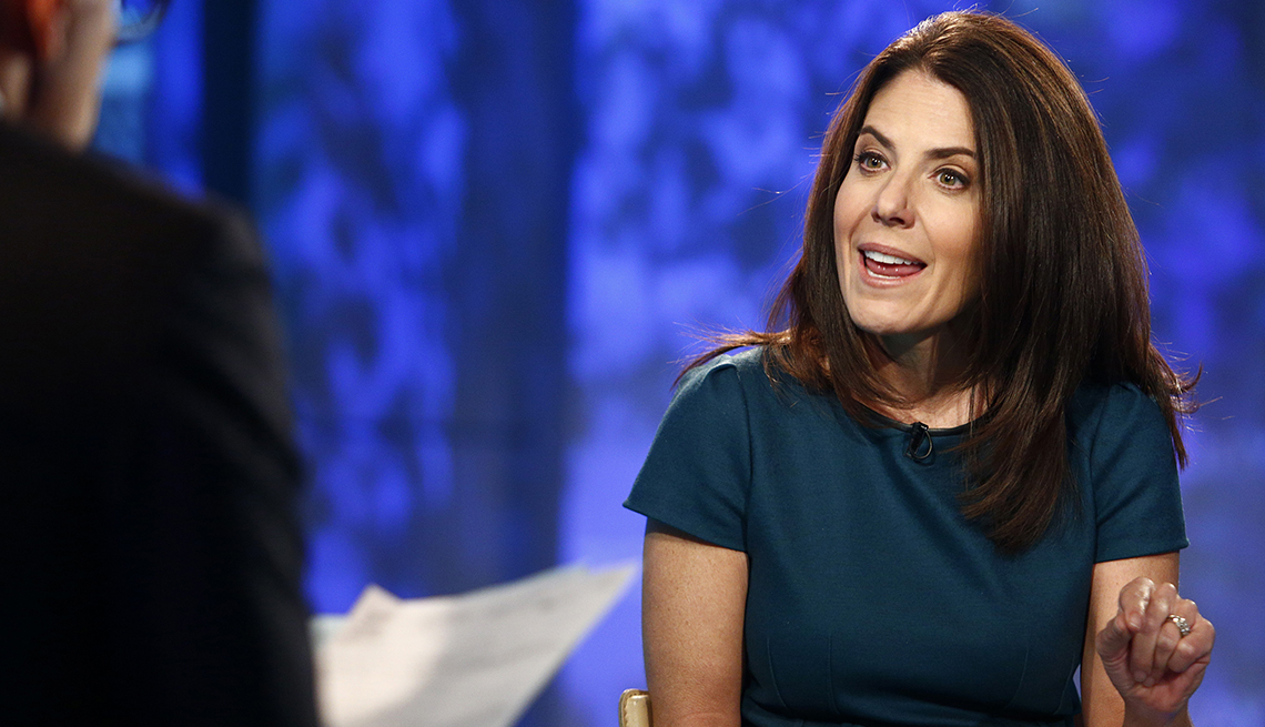 """Jean Chatzky appears on NBC News' """"Today"""" show"""