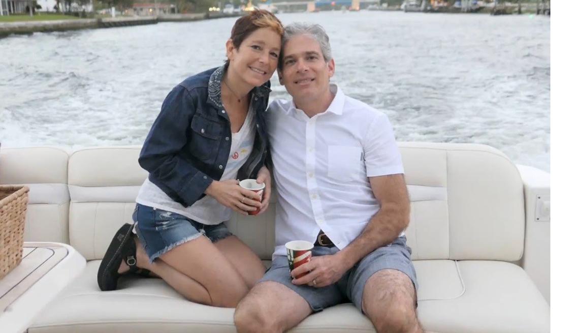 Amy and Jason Rosenthal