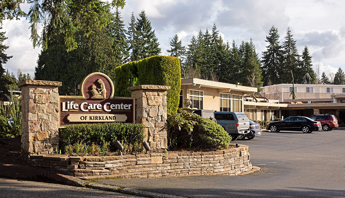the life care center of kirkland in washington