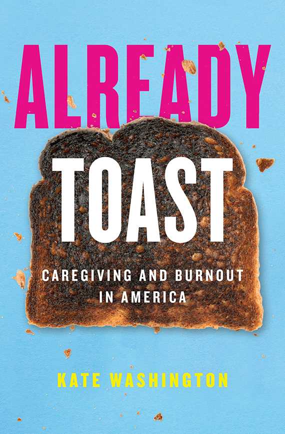 already toast book cover