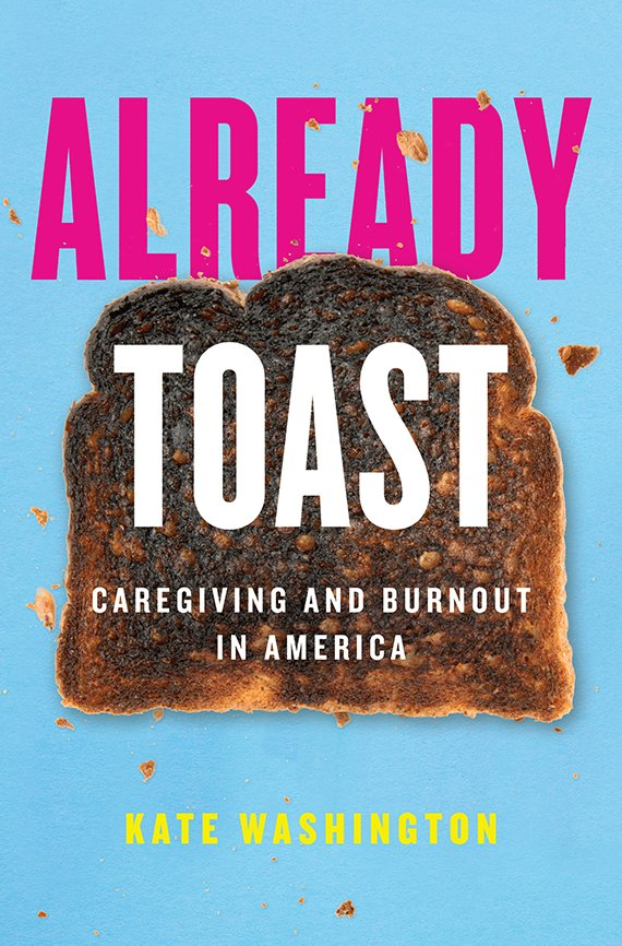 already toast book cover