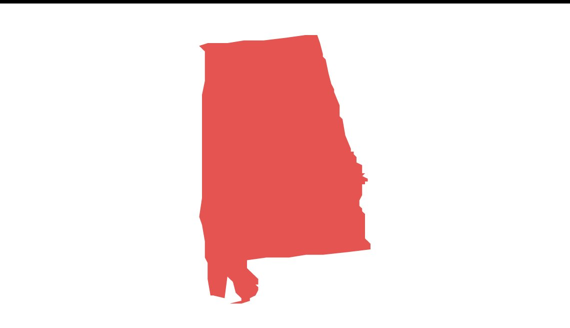 the state of alabama