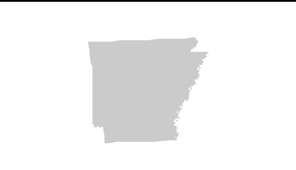 the state of arkansas
