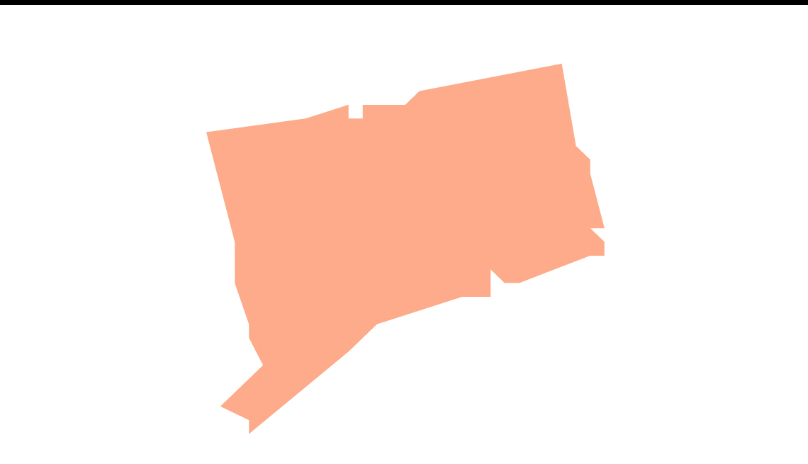 the state of connecticut