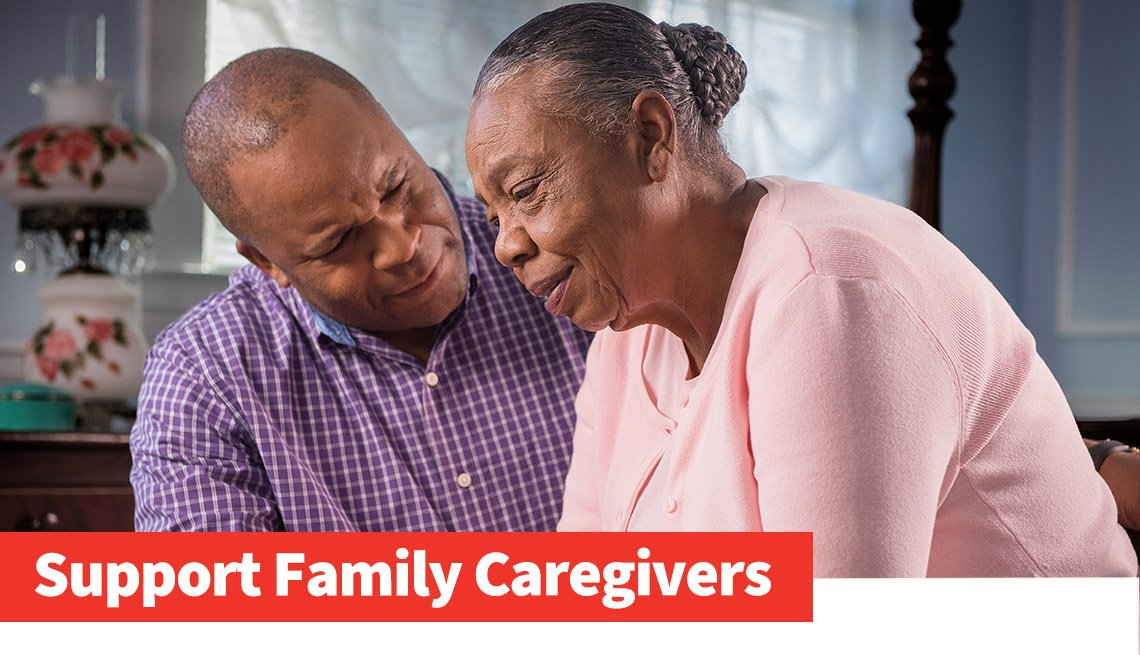 support family caregivers