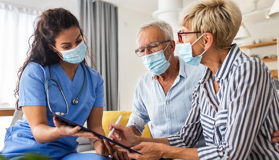 Una nueva regla requiere que la mayoría de los médicos proporcionen sus notas de las historias clínicas de los pacientes..