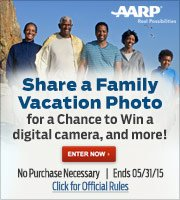 AARP Family Vacation - Photo Contest