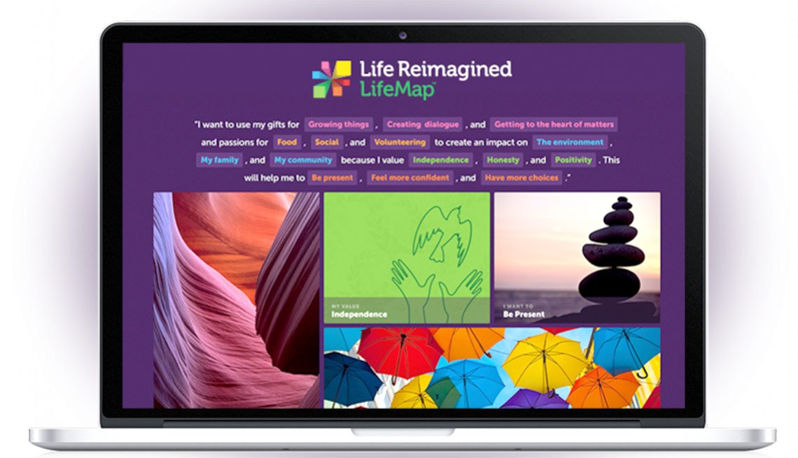 Life Reimagined LifeMap