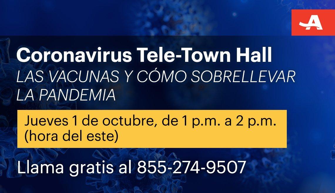 Evento en vivo sobre el coronavirus