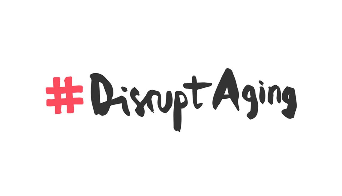 item 12 of Gallery image - Disrupt Aging logo