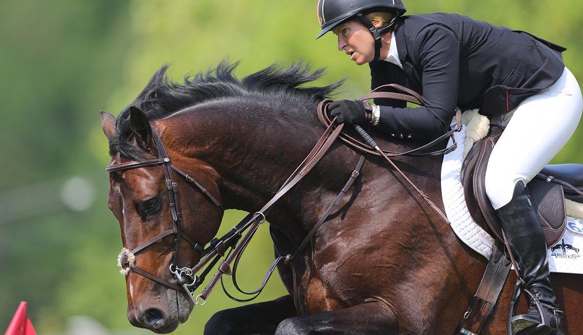 Beezie Madden, 52, equestrian
