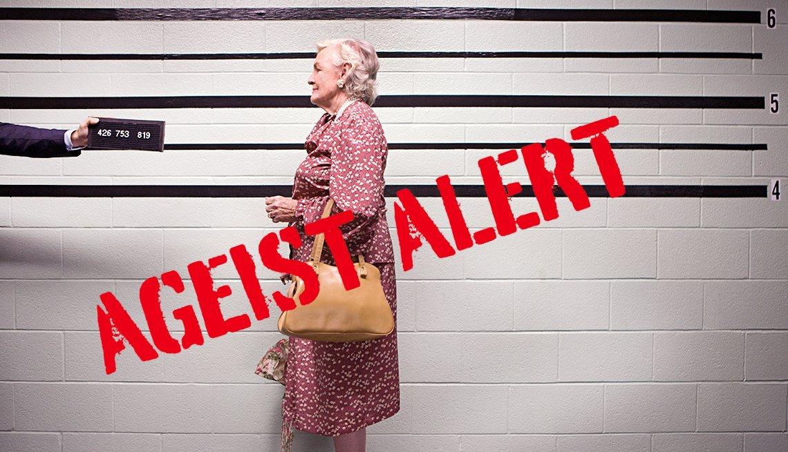 Disrupt Aging, Ageist Alert