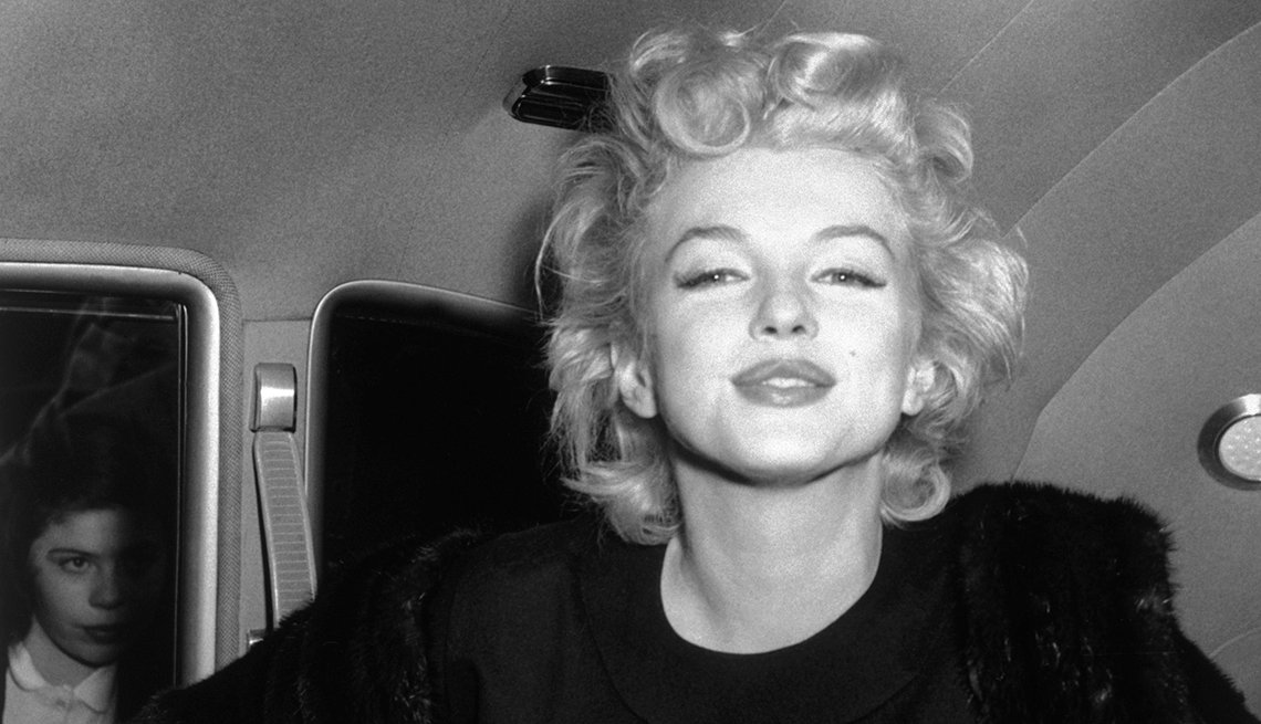 Disrupt Aging Glossary - Marilyn Monroe