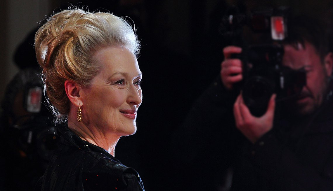 Disrupt Aging Glossary - Meryl Streep