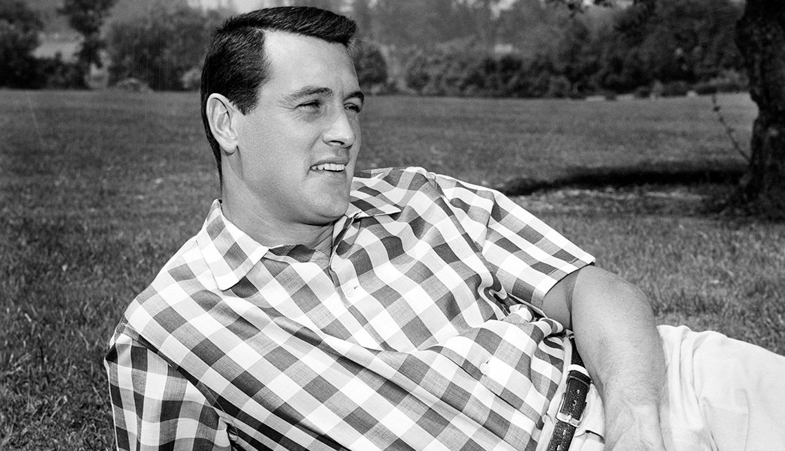 Disrupt Aging Glossary - Rock Hudson