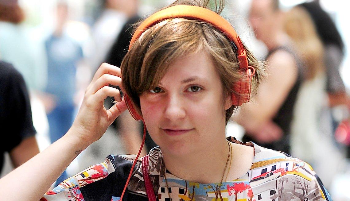 millennial alert, Let's Hear It for the Girl