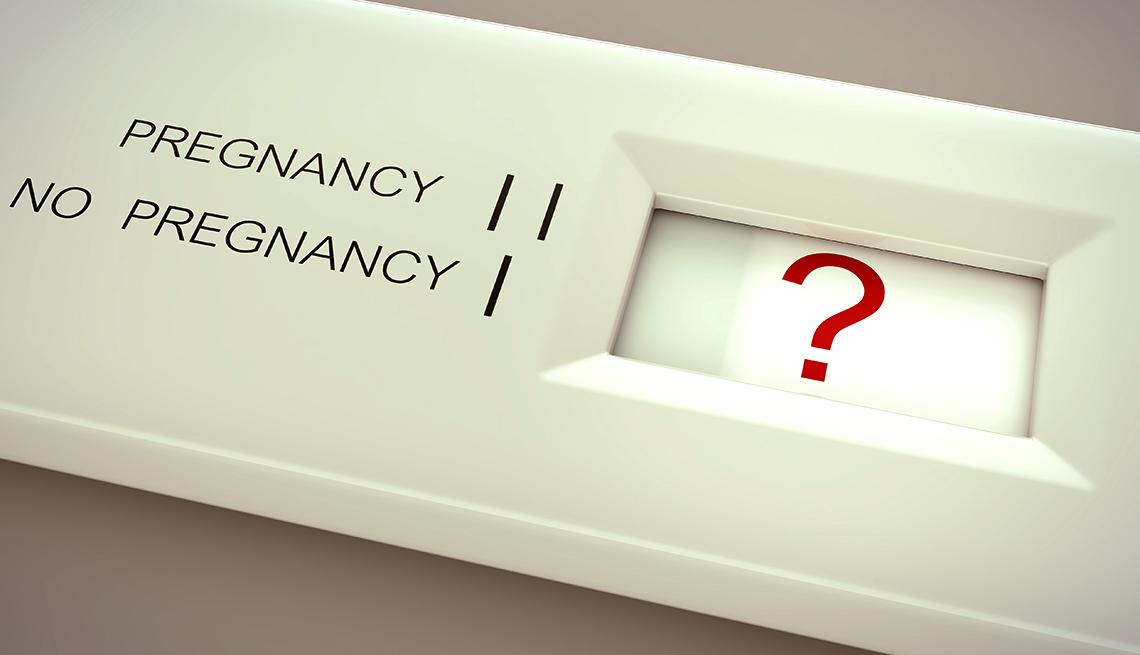 taboo  pregnancy test