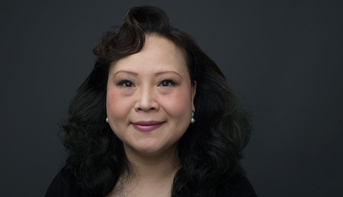 Disrupt aging au naturale Jane