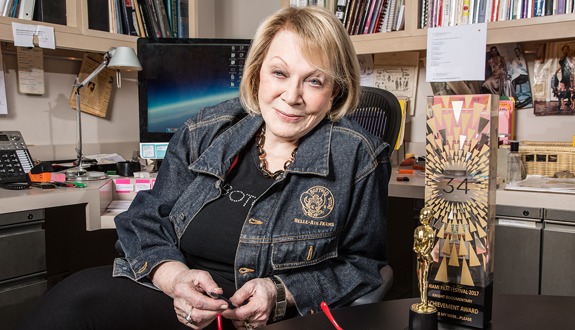 Joan Kron