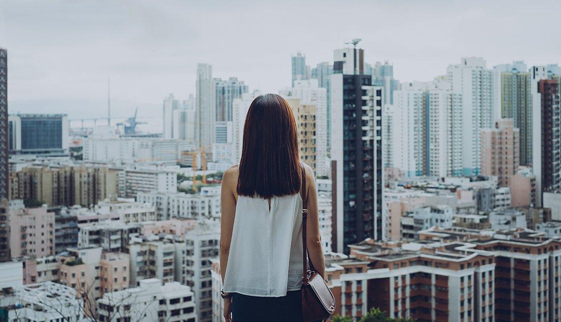 Hong Kong Skyline, Disrupt Aging
