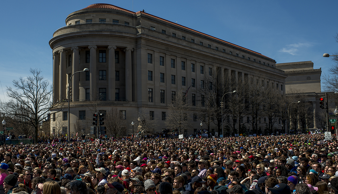 item 1 of Gallery image - March for our Lives