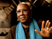 JUDITH JAMISON'S CREATIVE VISION AND INNOVATIVE CHOREOGRAPHY WAS THE DRIVING FORCE BEHIND THE ALVIN AILEY AMERICAN DANCE THEATRE FOR OVER TWENTY YEARS. MY GENERATION'S BILL BOGGS WAS FORTUNATE ENOUGH TO GET ONE OF HER LAST INTERVIEWS, BEFORE SHE TOOK THE FINAL CURTAIN CALL ON HER CAREER AS ARTISTIC DIRECTOR.