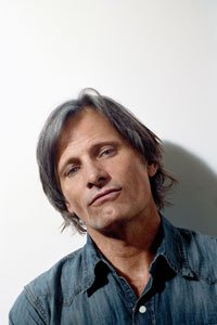 Actor Viggo Mortensen