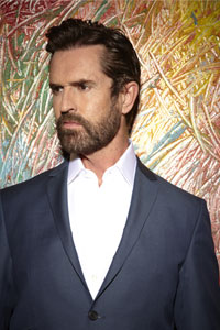 British actor and author Rupert Everett