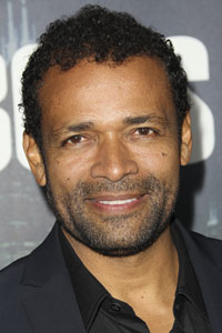 Actor/Director Mario Van Peebles