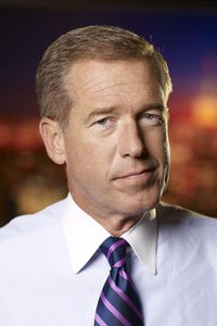 News Anchor Brian Williams