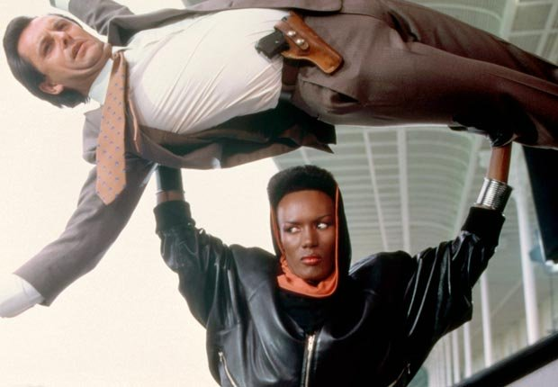 Grace Jones - 50 años de James Bond: Desde Sean Connery a Daniel Craig