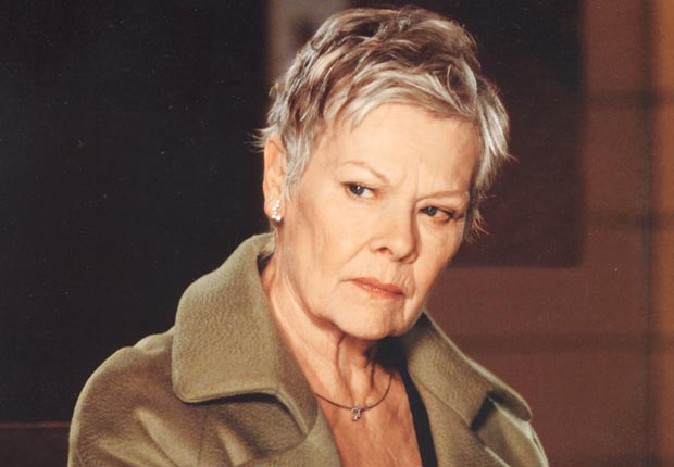 Judi Dench James Bond M Images & Pictures - Becuo